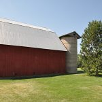 Why Barns Traditionally Painted Red Have
