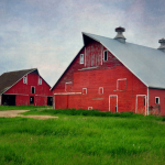 Why Barns Traditionally Painted Red Useless Info