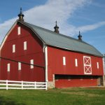 Why Barns Usually Red Mental