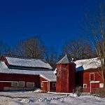 Why Many Red Barns Were Originally Painted
