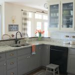 Why Repainted Chalk Painted Cabinets Sincerely