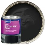 Wickes Blackboard Matt Black