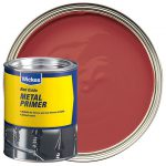 Wickes Metal Primer Red Oxide