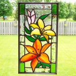 Window Glass Painting Designs