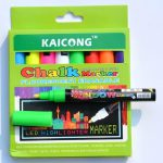 Window Marker Fluorescent Liquid Chalk Highlighter Markers