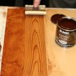 Wood Graining Hirshfield Color