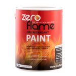 Zeroflame Fire Retardant Paint Class Protection Rawlins