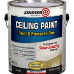 Zinsser Ceiling Paint Home Depot