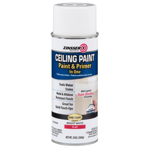 Zinsser Ceiling Paint Primer One Spray Pack Home
