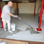 Home Depot Epoxy Floor Paint Painting